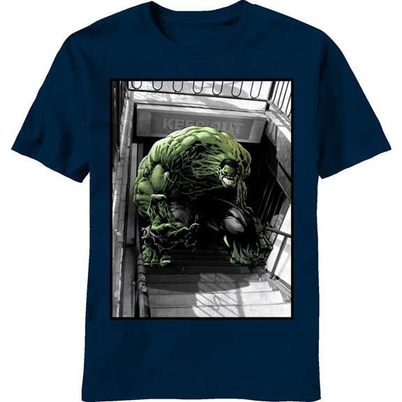 Hulk Smash Shirt Uncanny!