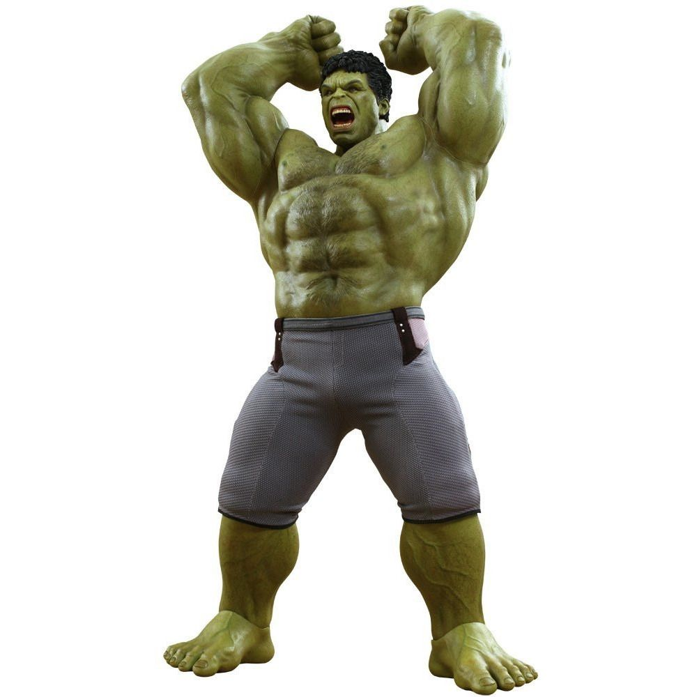 "Hulk 17"" Collectible Action Figure Uncanny!"