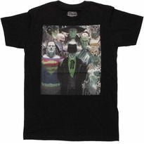 Injustice League Shirt Uncanny!