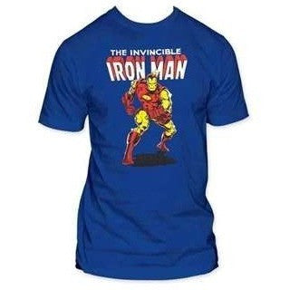 Invincible Iron Man Shirt