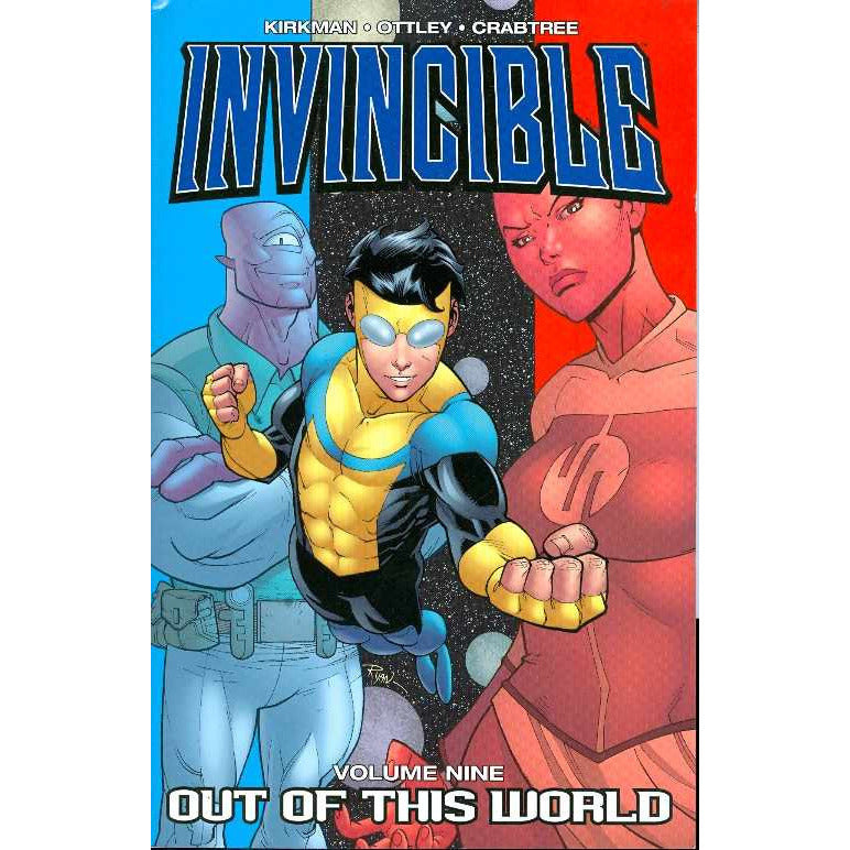 Invincible Vol. 9 Out of This World TP