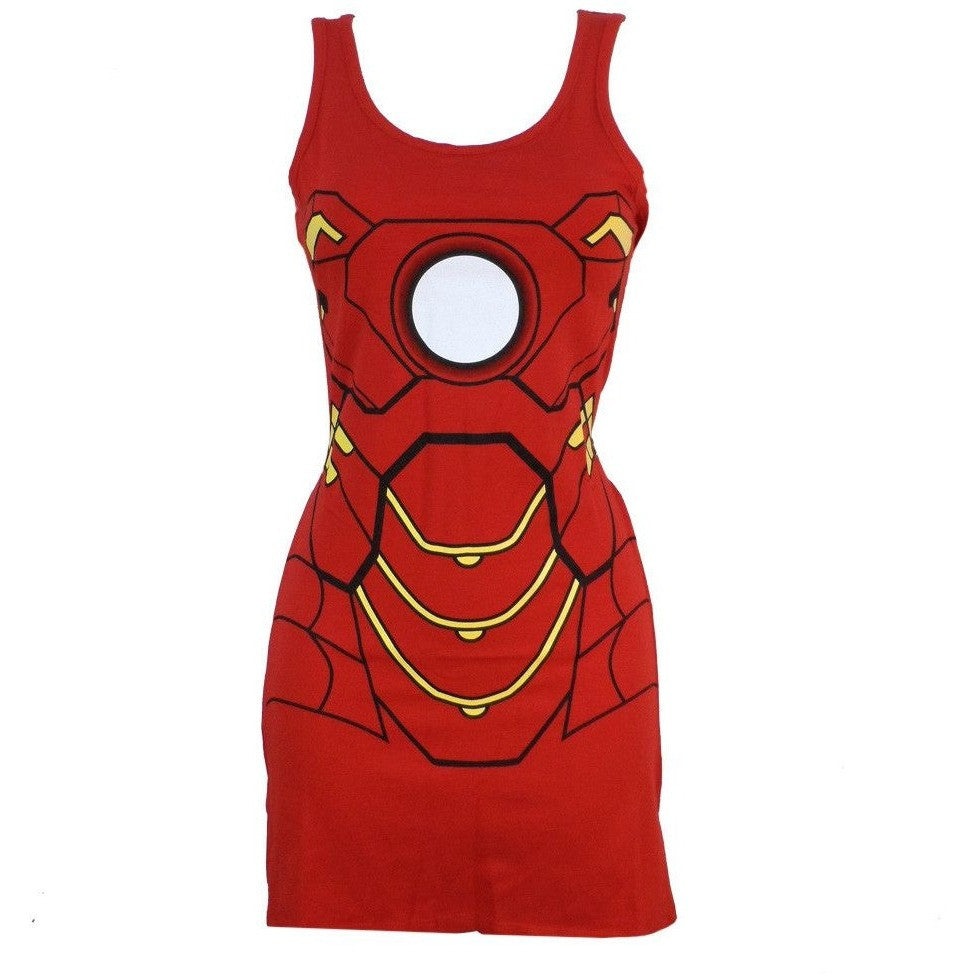 Iron Man Dress