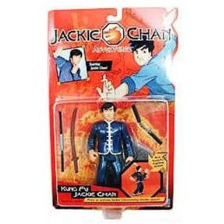 Jackie Chan Action Figure Uncanny!