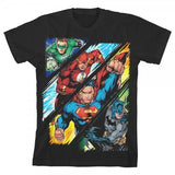 Justice League Youth Shirt Uncanny!