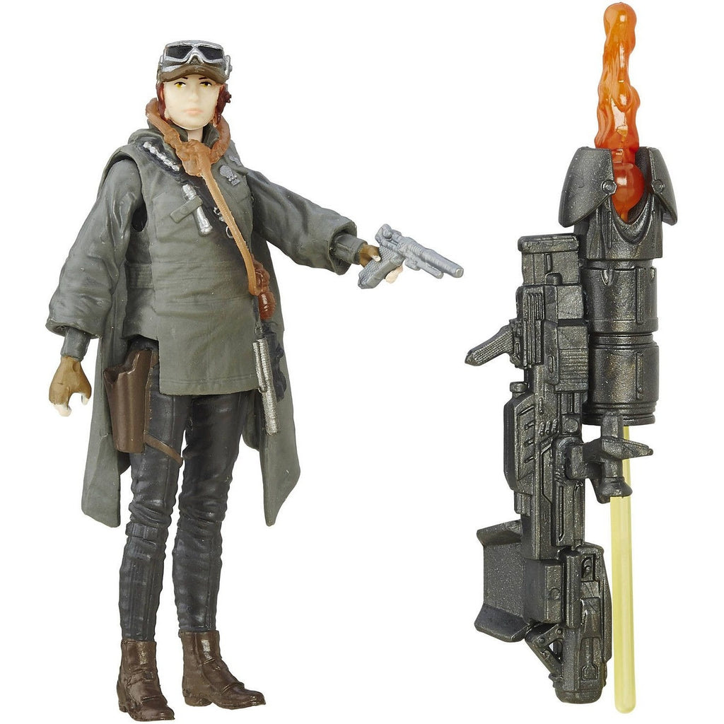 Star Wars Sergant Jyn Erso Action Figure