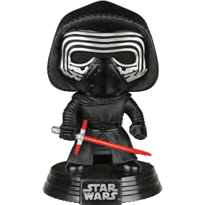 Kylo Ren Pop! Vinyl Figure