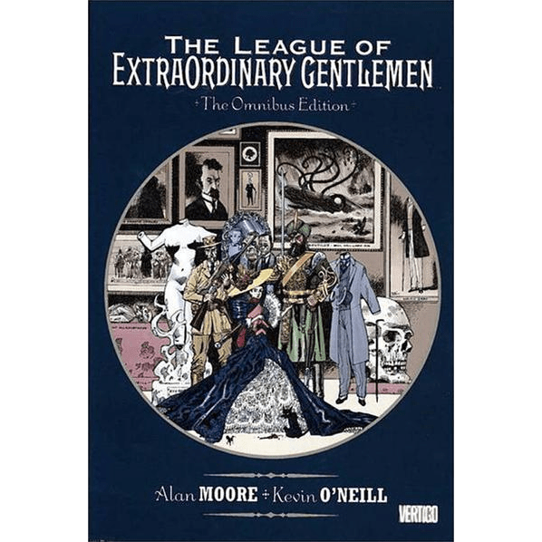 The League of Extraordinary Gentlemen Omnibus Edition TP