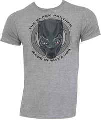 Black Panther Made In Wakanda Shirt