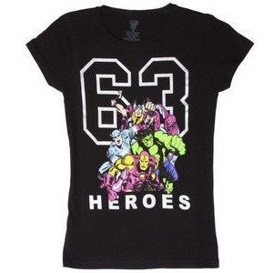 Marvel Heroes Youth Shirt Uncanny!