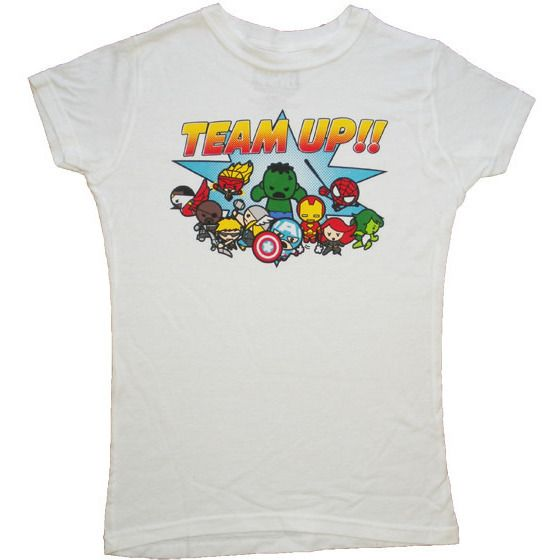 Marvel Team Up!! Shirt Uncanny!