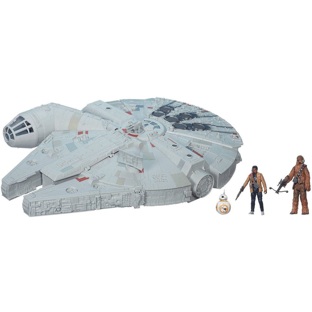 Star Wars Battle Action Millennium Falcon