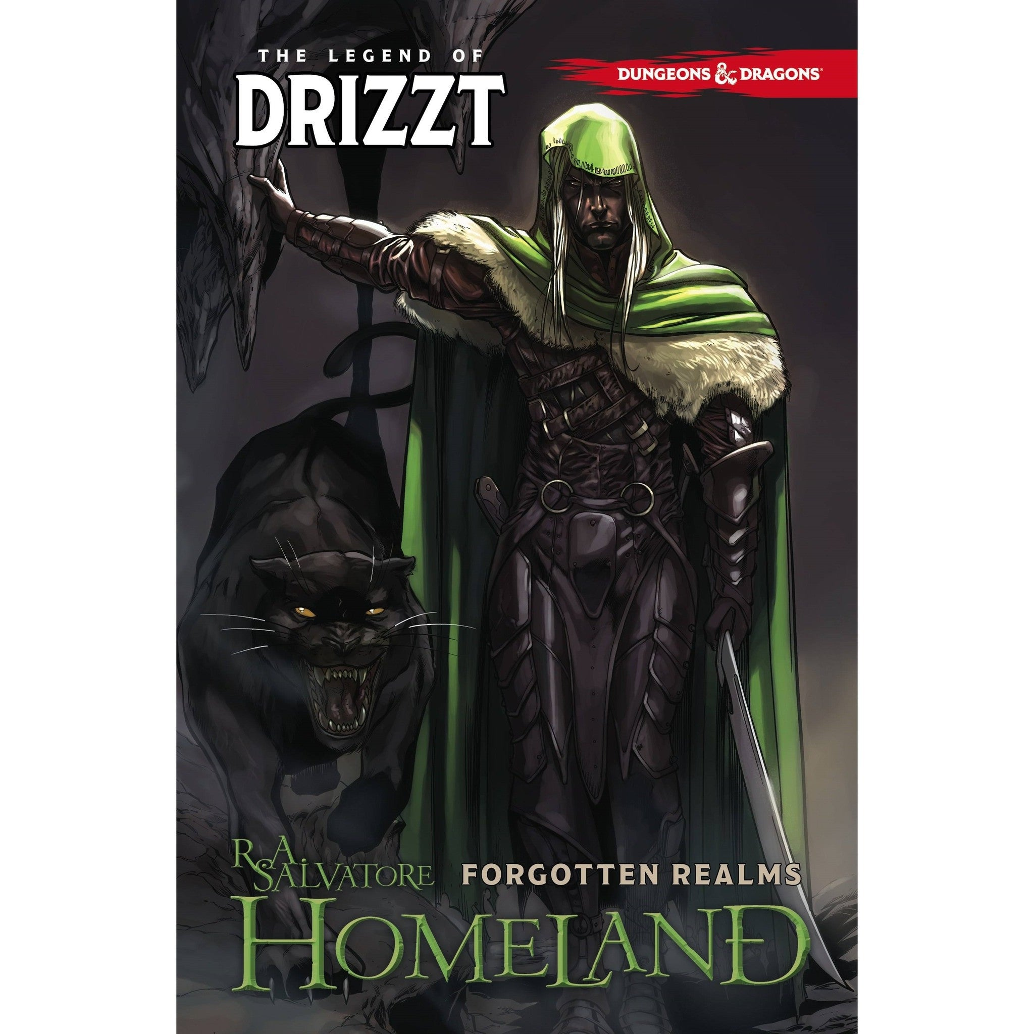 Forgotten Realms The Legend of Drizzt Vol. 1 Homestead TP Uncanny!
