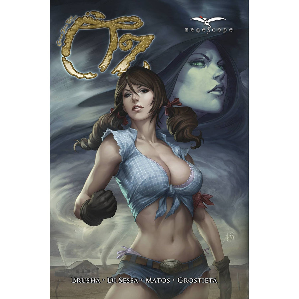 Grimm Fairy Tales Oz Vol. 1 HC