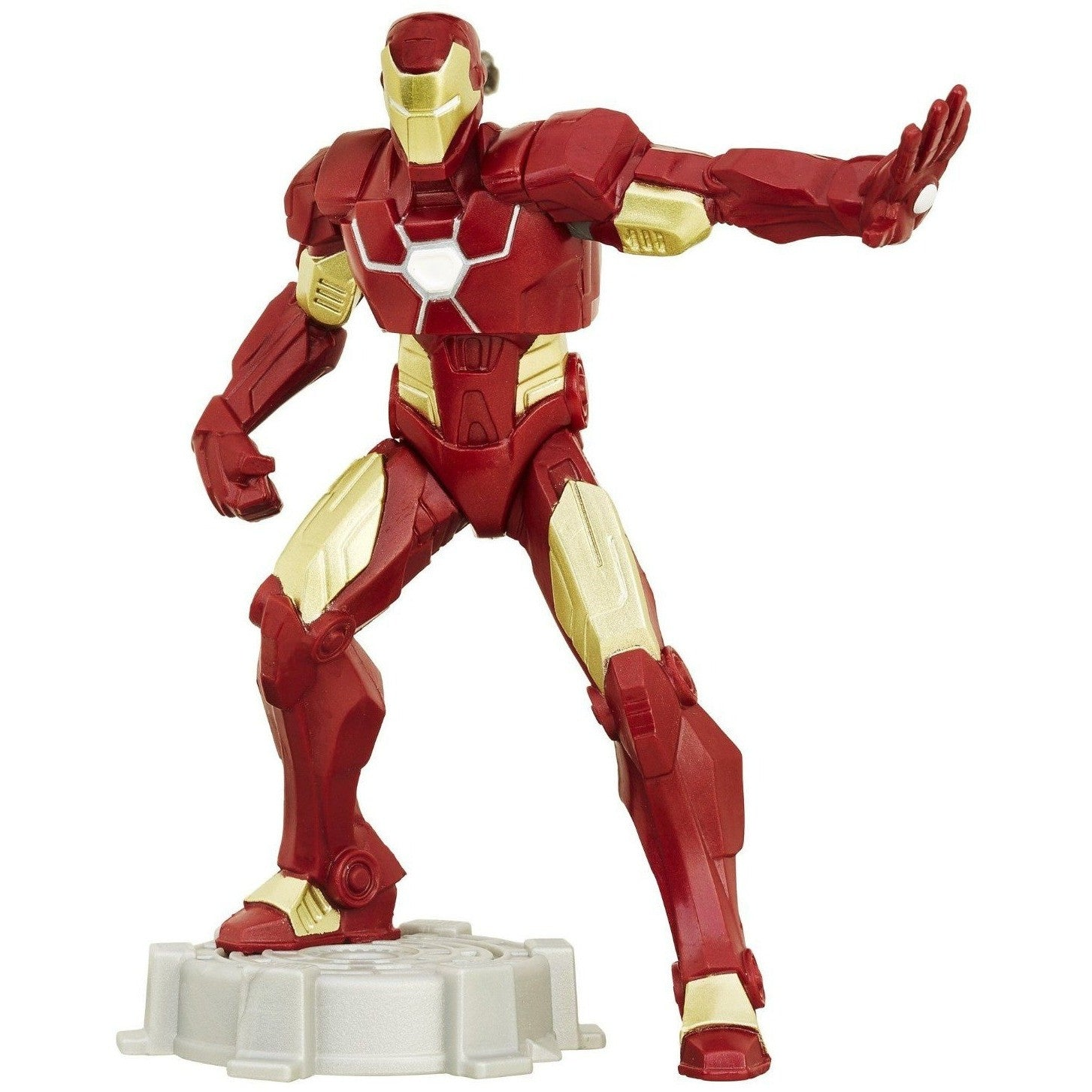 Playmation: Iron Man Hero Smart Figure Uncanny!