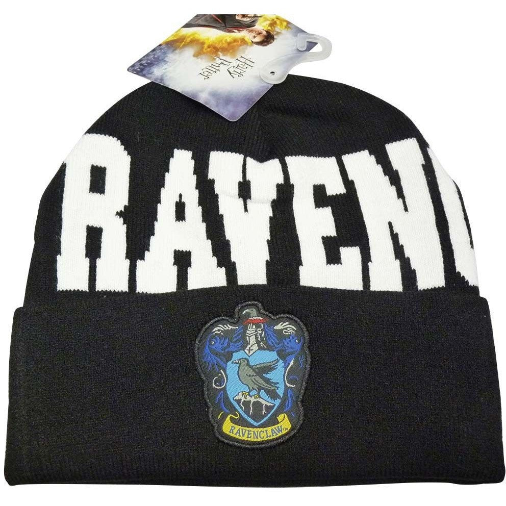 386cbee791d Harry Potter Ravenclaw Cuff Beanie