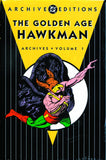 GOLDEN AGE HAWKMAN ARCHIVES HC VOL 01