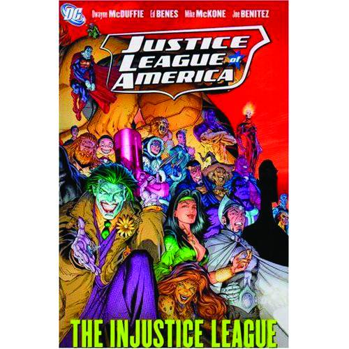 JUSTICE LEAGUE OF AMERICA TP VOL 03 INJUSTICE LEAGUE