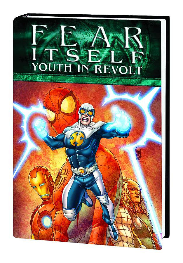 FEAR ITSELF YOUTH IN REVOLT PREM HC