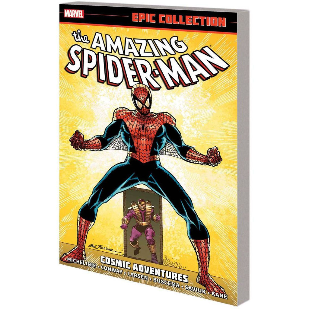 AMAZING SPIDER-MAN EPIC COLL TP COSMIC ADVENTURES