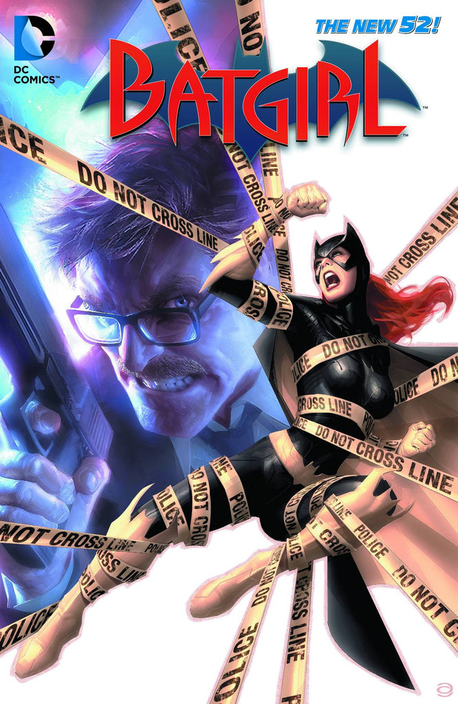BATGIRL HC VOL 04 WANTED (N52)