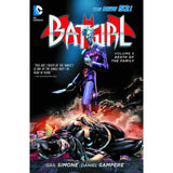 BATGIRL TP VOL 03 DEATH OF THE FAMILY (N52)