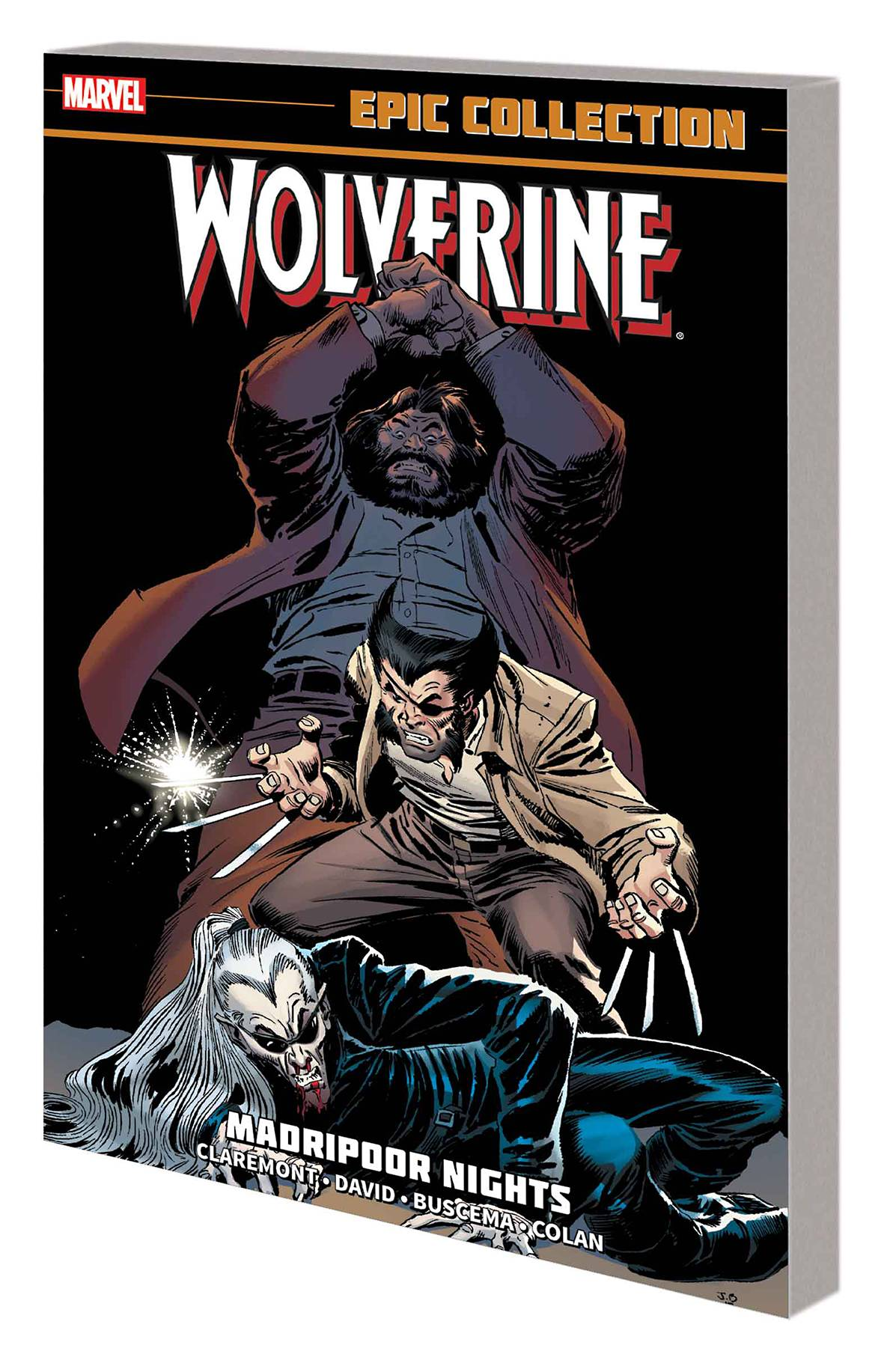 WOLVERINE EPIC COLLECTION TP MADRIPOOR NIGHTS