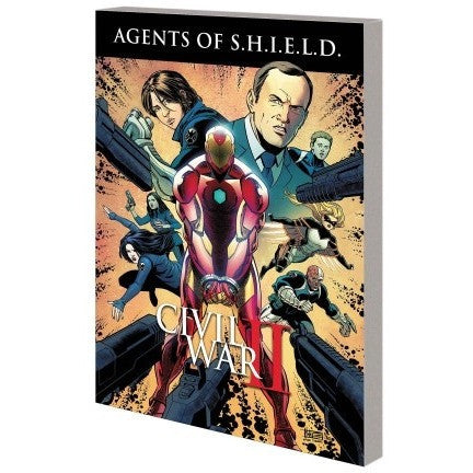 Agents of SHIELD Vol. 2 Under New Management TP