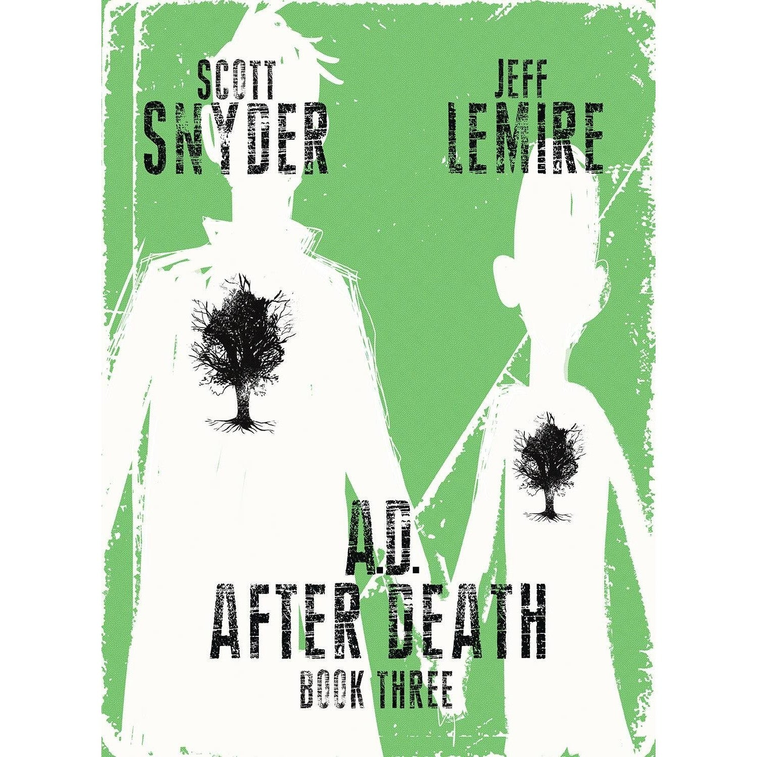 AD AFTER DEATH BOOK 03 TP