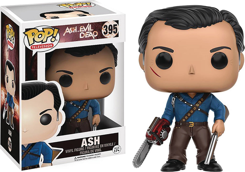 Ash (Ash vs. Evil Dead) Pop! Vinyl Figure
