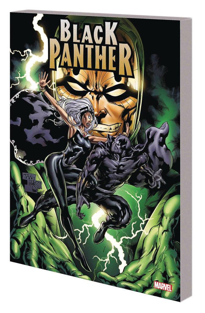 BLACK PANTHER BY HUDLIN TP VOL 02 COMPLETE COLLECTION