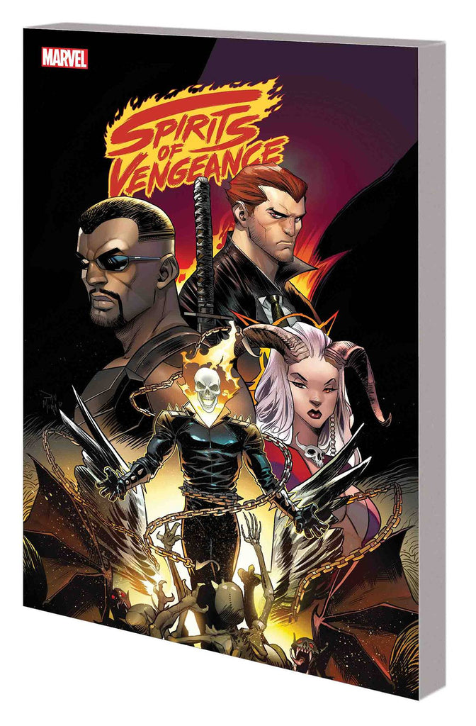SPIRITS OF VENGEANCE WAR AT GATES OF HELL TP