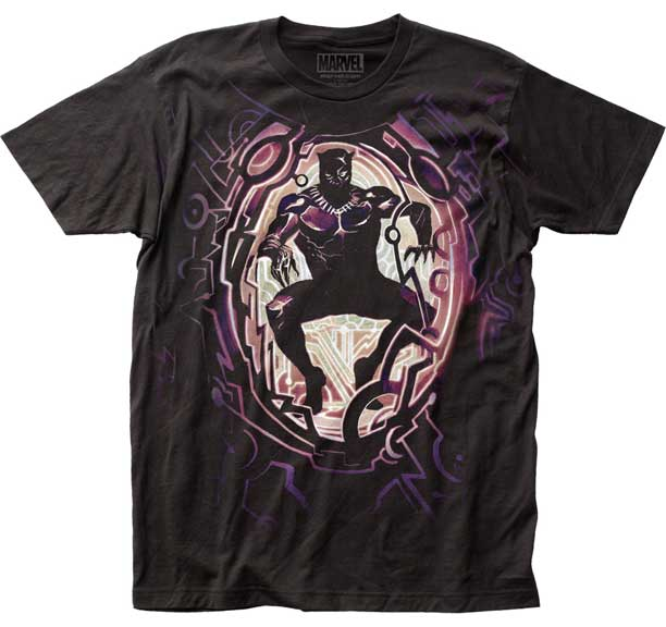 Black Panther THRONE T-SHIRT