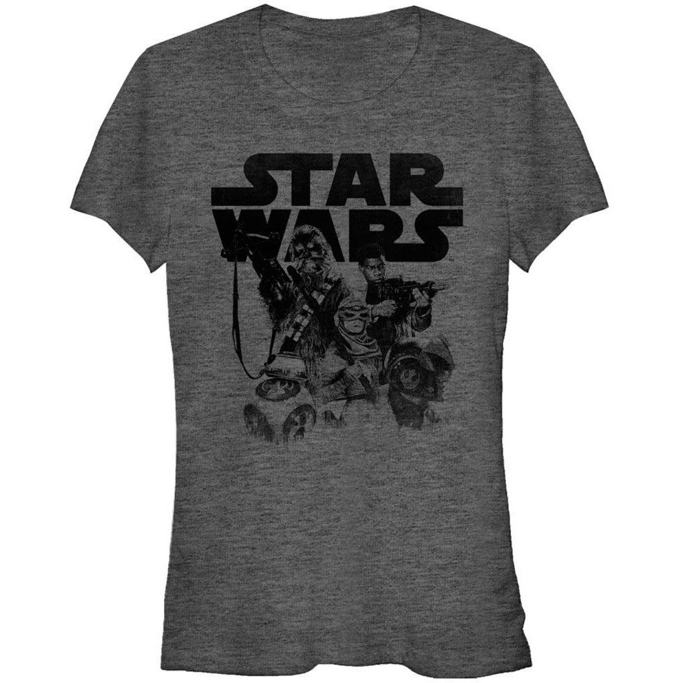 Star Wars Force Awakens Rebels Shirt