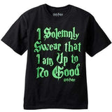 Harry Potter I Solemnly Swear Youth Shirt Uncanny!