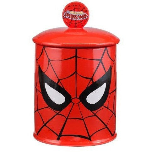 Spider-Man Cookie Jar