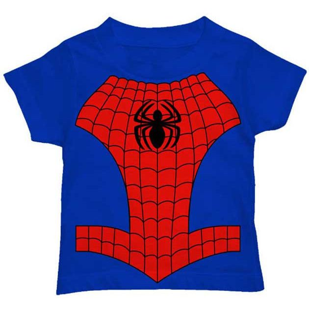 Spider-Man Costume Youth Shirt Uncanny!