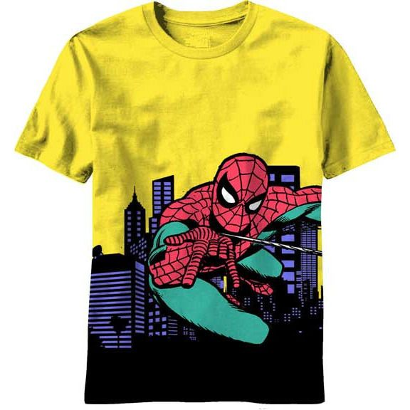 Spider-Man Youth Shirt