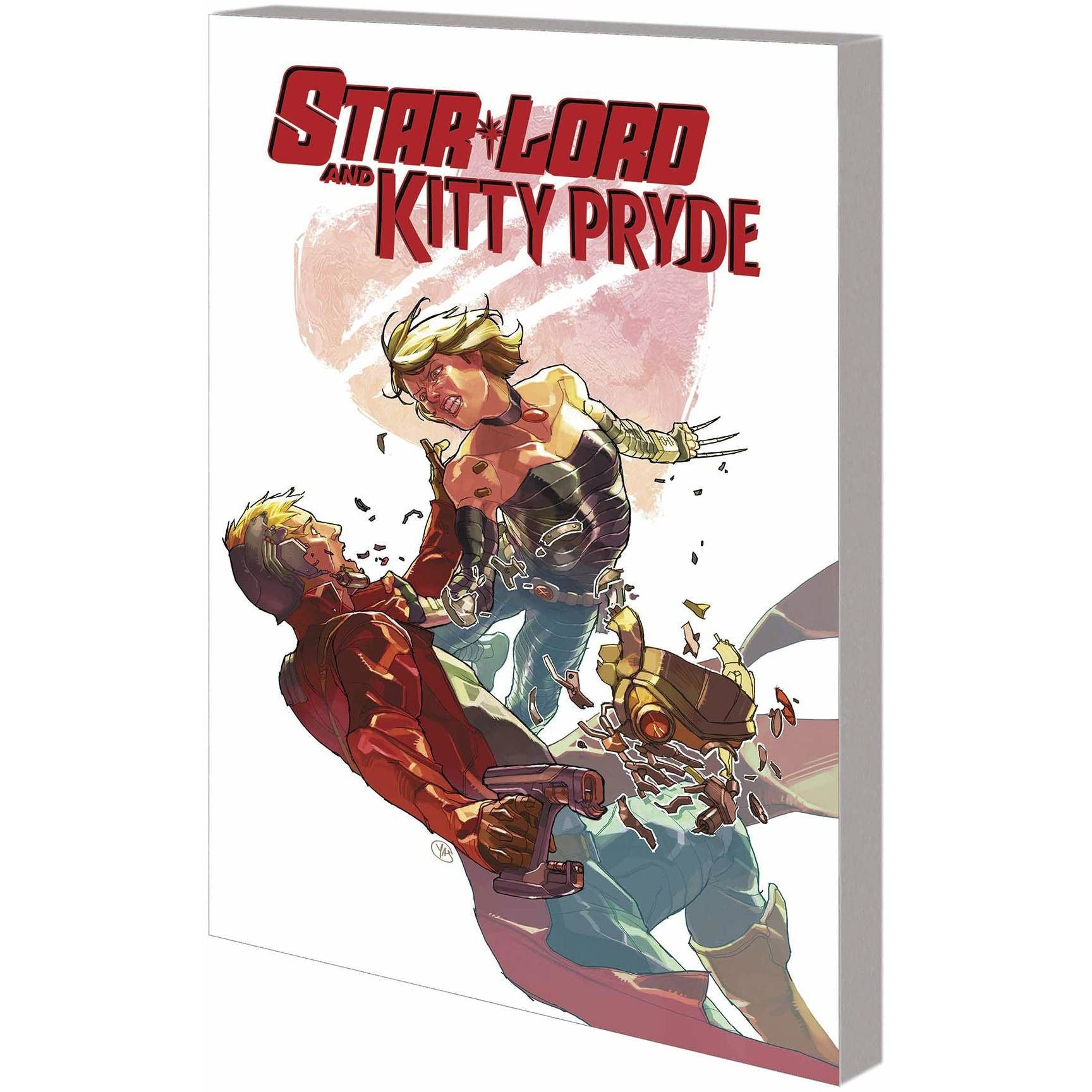 Battleworld: Star Lord and Kitty Pryde TP Uncanny!