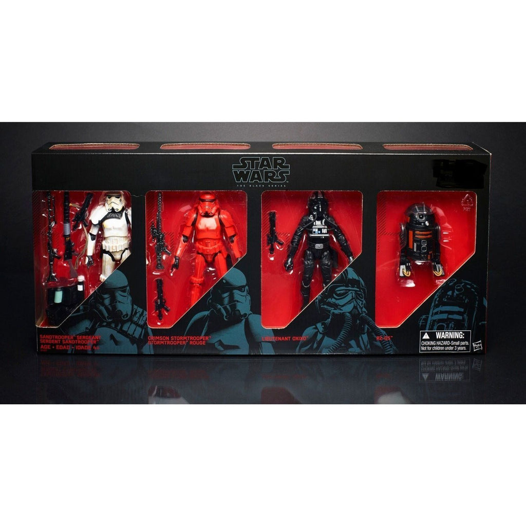 Star Wars Black Series Imperial Forces Action Figure Set