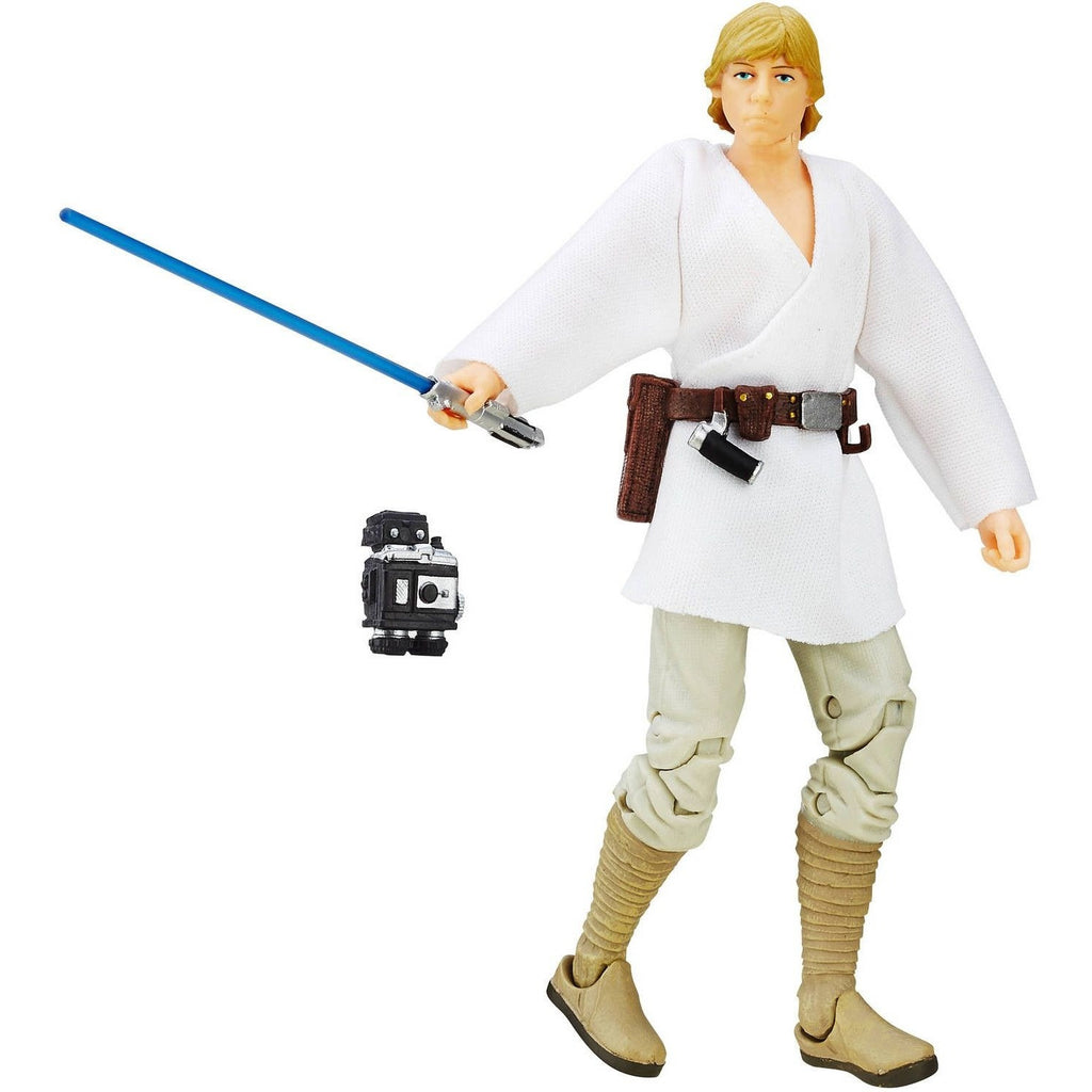 Star Wars Black Series Luke Skywalker Action Figure