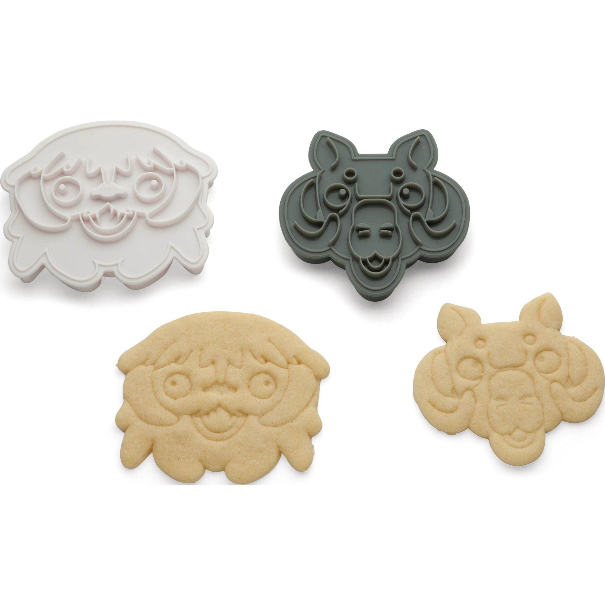 Star Wars Cookie Cutters Uncanny!