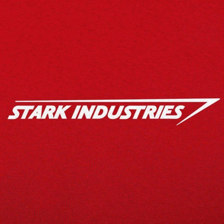 Stark Industries Red Shirt Uncanny!
