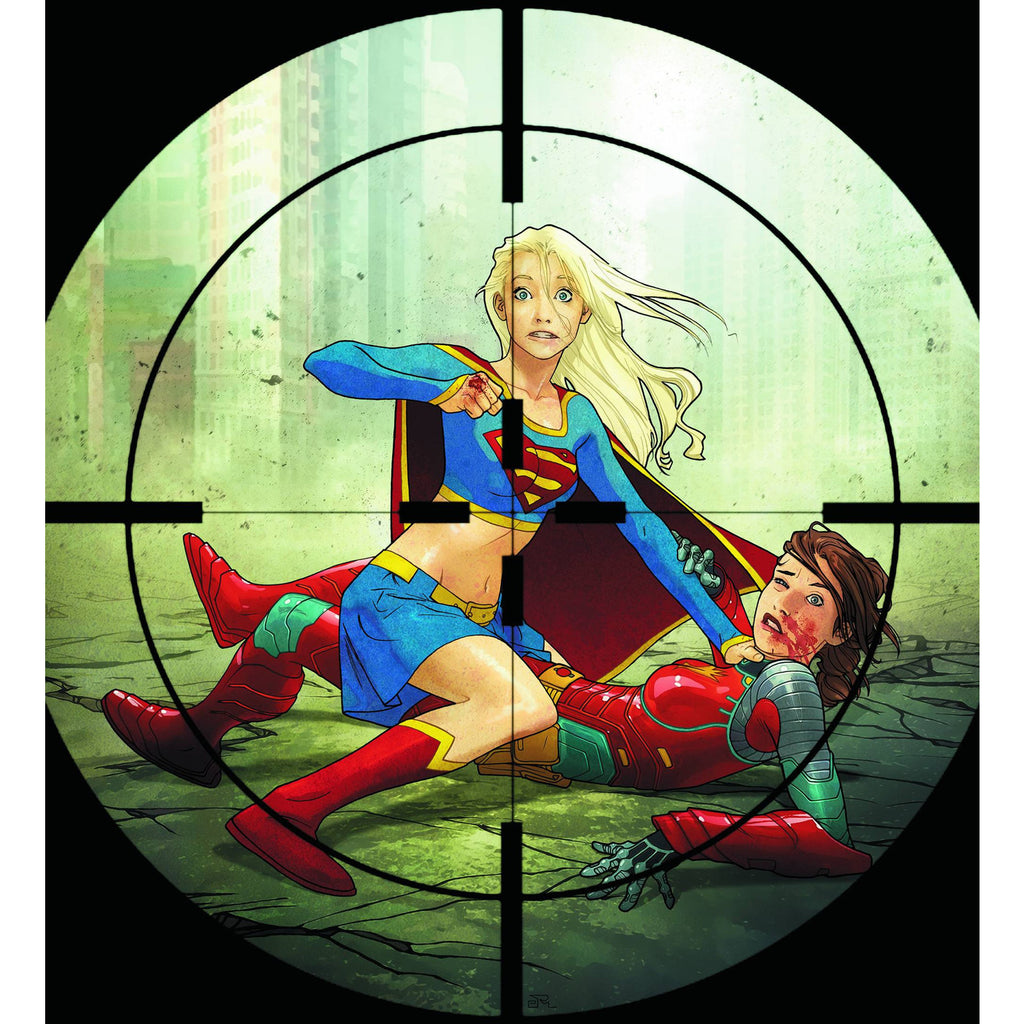 Supergirl Friends & Fugitives TP