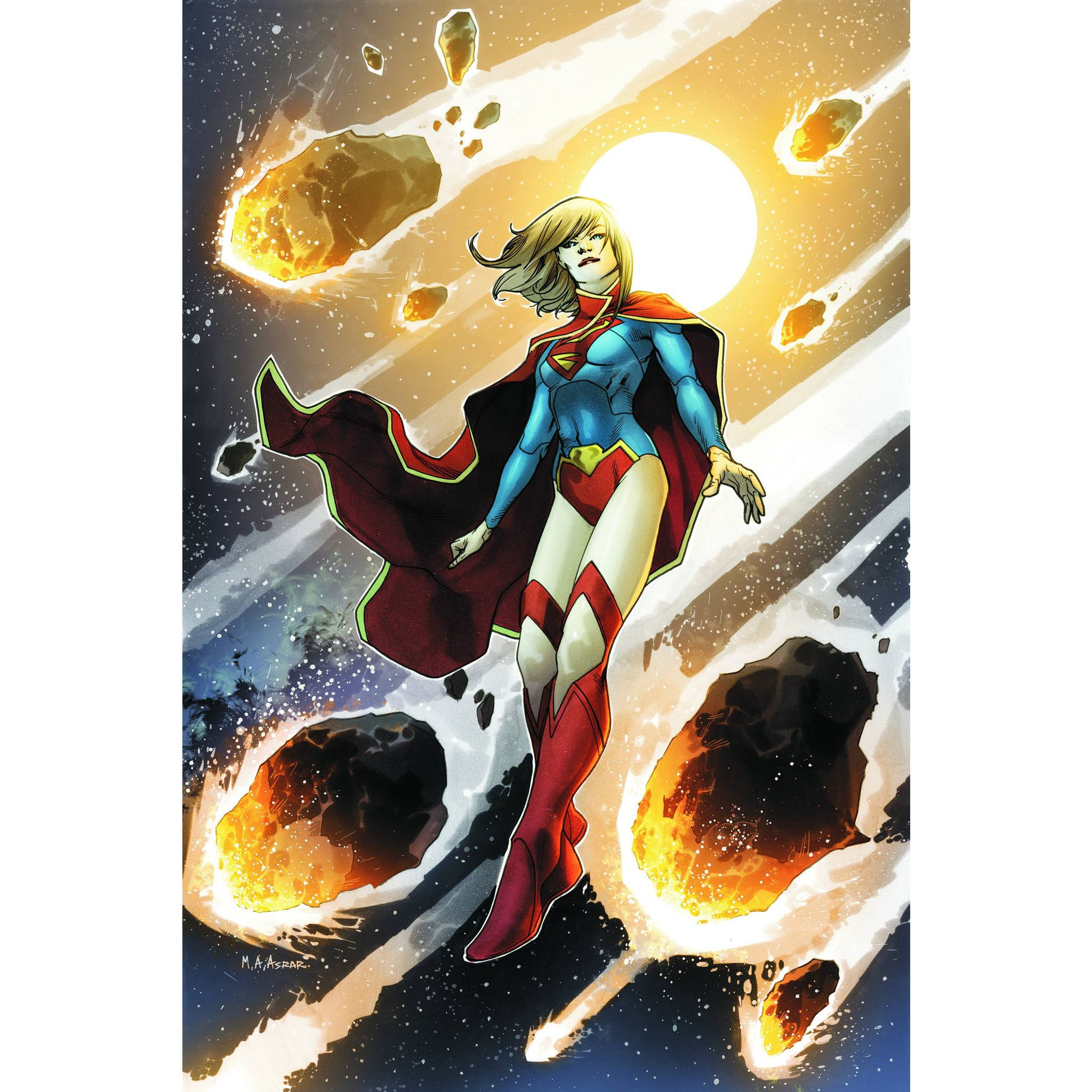 Supergirl: Last Daughter of Krypton Vol. 1 TP Uncanny!