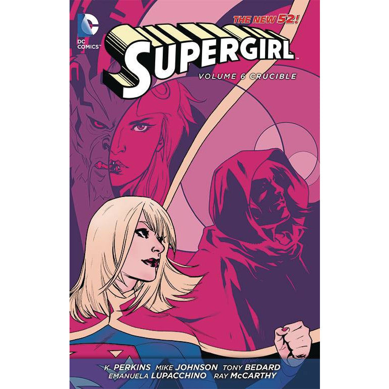 Supergirl Vol. 6 Crucible TP