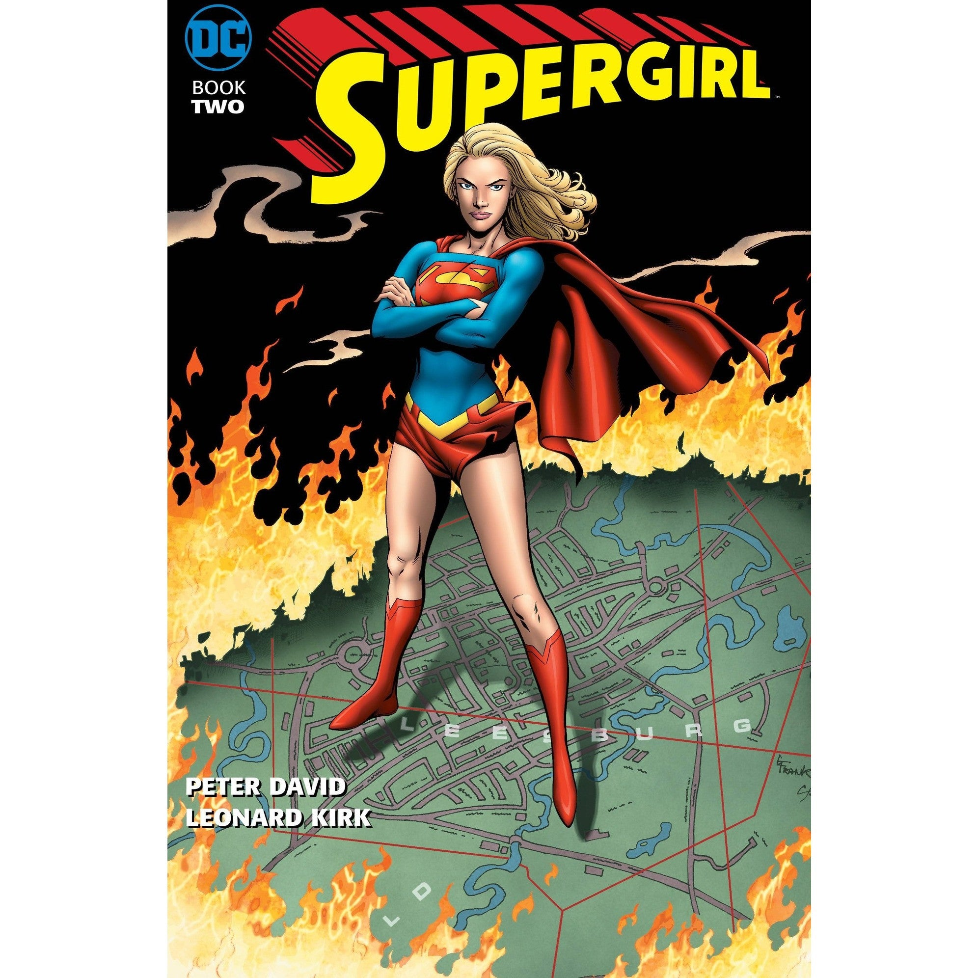 Supergirl by Peter David Vol. 2 TP