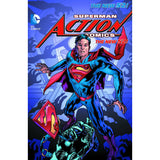 Superman: Action Comics: At the End of Days Vol. 3 TP Uncanny!