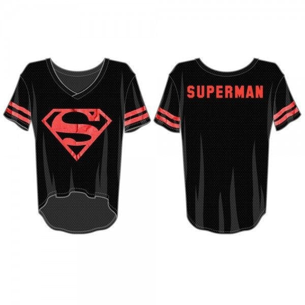 Superman Red Foil Jersey Uncanny!