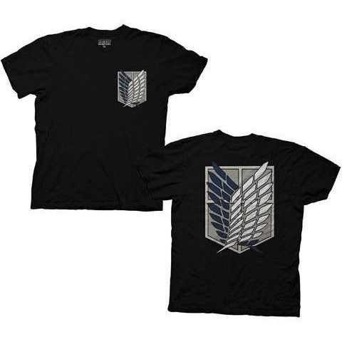 Attack on Titan Survey Corps Shirt