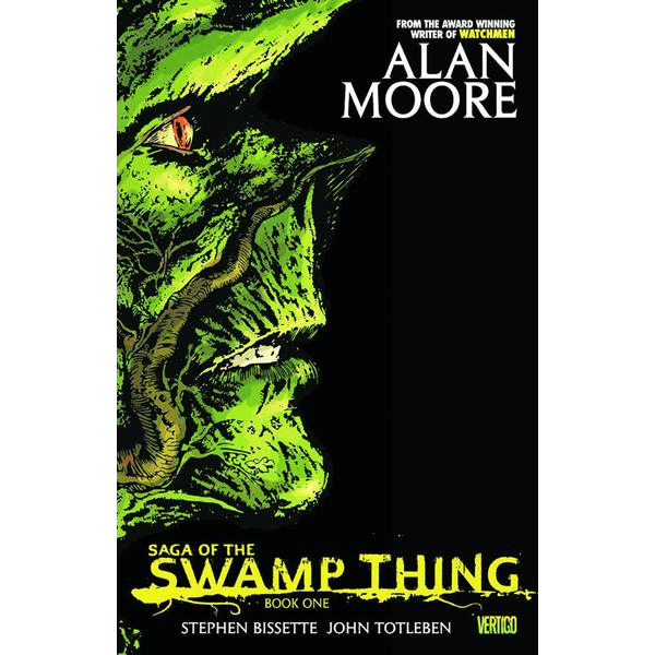 Saga of the Swamp Thing Vol. 1 TP Uncanny!